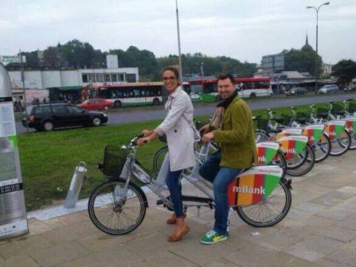 nasz tandem – Lubelski Rower Miejski