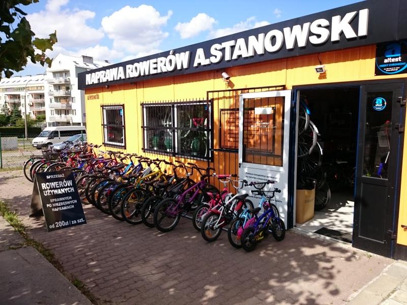 Oferta rowerów używanych