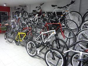 używane rowery woczekiwaniu nanowych właścicieli