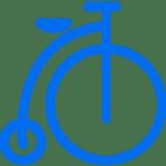 ikona bicykl