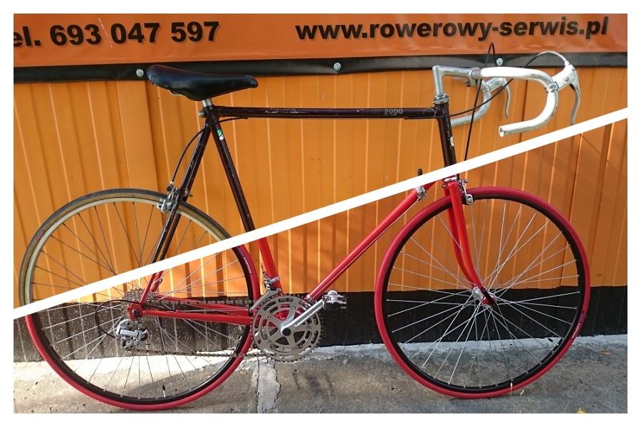 Rower Panasonic z1981 roku
