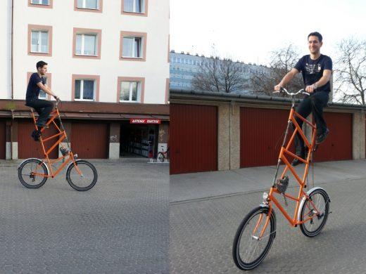 rowerowa wieża