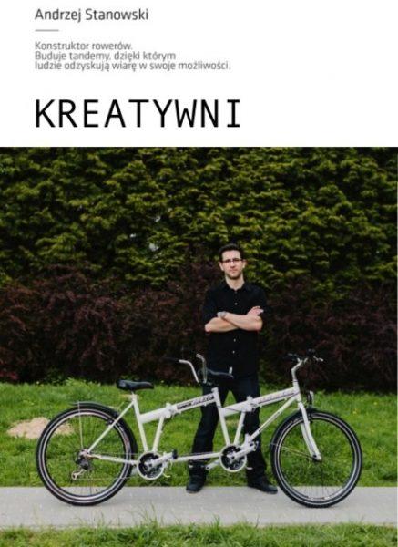 Kreatywni Serwis rowerowy wmediach