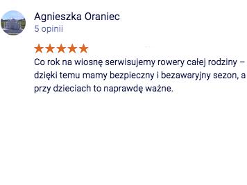 Opinia Monika Oraniec