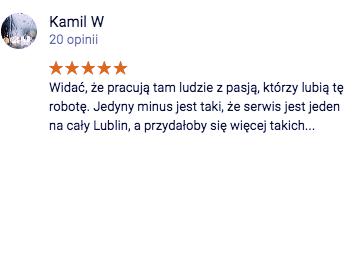 opinia Kamil